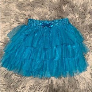💙 Blue Hot Topic Tutu